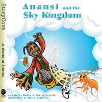 Anansi and the Sky Kingdom