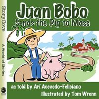 Juan Bobo sends Pig to Mass