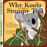 why koala has a stumpy tail. Black Bedroom Furniture Sets. Home Design Ideas